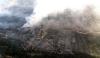 Imagen de esta mañana del incendio en Navalacruz, en Ávila. /Jta.