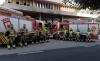Foto 1 - Los bomberos municipales renuevan su indumentaria
