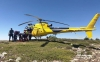 Foto 1 - Evacuado un montañero fallecido en el monte Curavacas
