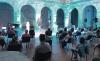 Una imagen de la representación en Medinaceli. /Jta.
