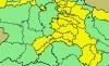 Foto 1 - Nivel amarillo por lluvias y tormentas también mañana en toda la provincia