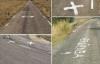 Estado actual de la carretera de Villabuena a Carbonera de Frentes. /IG