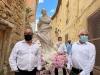 Foto 1 - Galería de imágenes: la Virgen de Éfeso es recibida por los agredeños