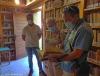 Foto 1 - El diputado provincial de cultura, Enrique Rubio, visita el CEINCE