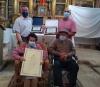 Foto 1 - Petra Benito Peñaranda, nueva centenaria en Orillares