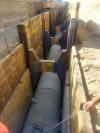 Foto 1 - La Junta ultima la construcción del colector de Valladolid con una inversión de 21 M€
