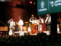 Foto 5 - Vinuesa vive su primer gran noche como uno de los pueblos más bonitos de España