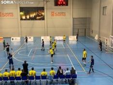 Bm Soria vs Villa de Aranda.