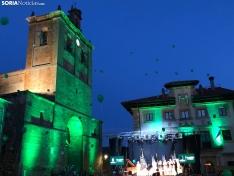 Foto 3 - Vinuesa vive su primer gran noche como uno de los pueblos más bonitos de España