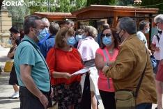 Foto 7 - Galería: la cultura vasca, presente en la inauguración de Expoesía 2021