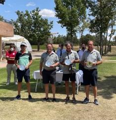 Meritorio segundo puesto del Club Golf de Soria en el Campeonato Interclubes de Castilla y León