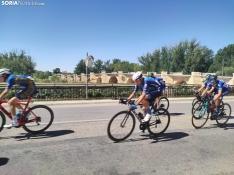 San Esteban disfruta de las promesas del ciclismo