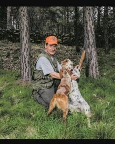 Foto 3 - Pepe Sanz Cámara: la alternativa a la actual presidencia de la Sociedad de Cazadores y Pescadores San Saturio