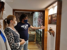 Exposición sobre Numancia en Garray. SN