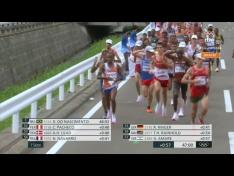 Foto 4 - Directo: Asi hemos vivido la maratón olímpica de Dani Mateo