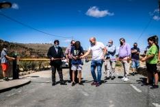 Foto 5 - Galería de la inauguración del proyecto 'Acondicionamiento de Fuente Vieja y Entorno' en Bordecorex