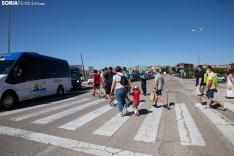 Foto 5 - Galería: El Burgo vibra con La Vuelta en una jornada de ambiente festivo