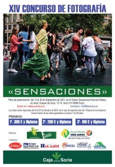 Asovica convoca el concurso fotográfico 'Sensaciones'