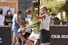3X3 Street Basket Tour en Mariano Granados.