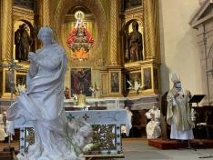 Foto 9 - Galería de imágenes: la Virgen de Éfeso es recibida por los agredeños