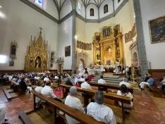 Foto 8 - Galería de imágenes: la Virgen de Éfeso es recibida por los agredeños