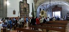 Foto 7 - Galería de imágenes: la Virgen de Éfeso es recibida por los agredeños
