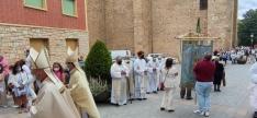 Foto 6 - Galería de imágenes: la Virgen de Éfeso es recibida por los agredeños