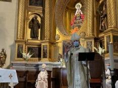 Foto 2 - Galería de imágenes: la Virgen de Éfeso es recibida por los agredeños