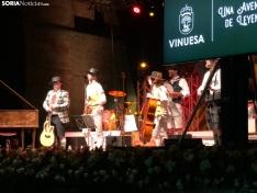 Foto 6 - Vinuesa vive su primer gran noche como uno de los pueblos más bonitos de España