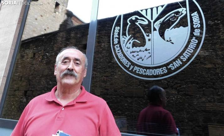 Manuel Fernández: 'Queremos mantener el carácter social del club San Saturio'