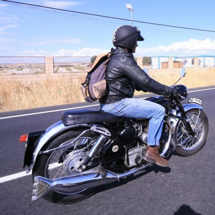 80 motos clásicas se darán cita en El Burgo de Osma