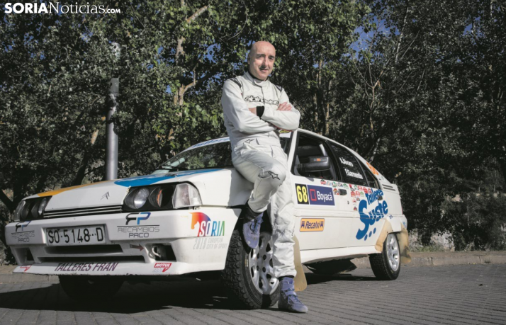 Agustín Álvaro, una vida al volante