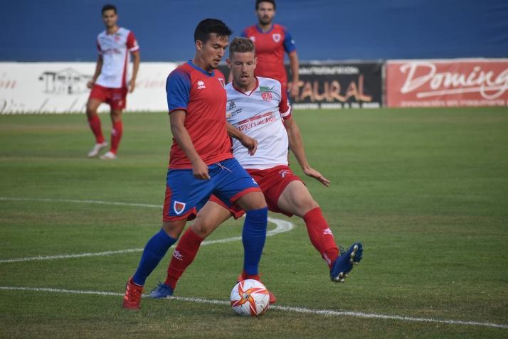 El Numancia logra su primera victoria de la pretemporada en Calahorra por 1-2