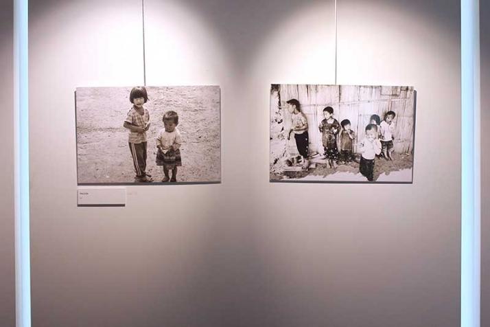 El Burgo inaugura la exposición 'Espejos: La mirada del otro'