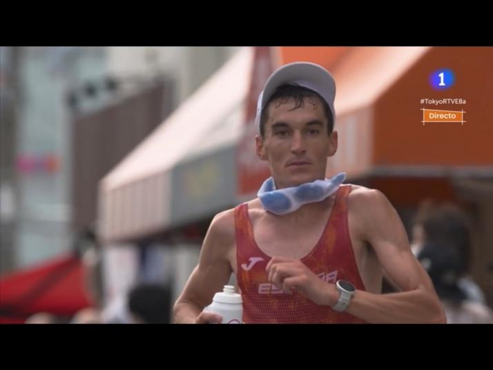 Directo: Asi hemos vivido la maratón olímpica de Dani Mateo