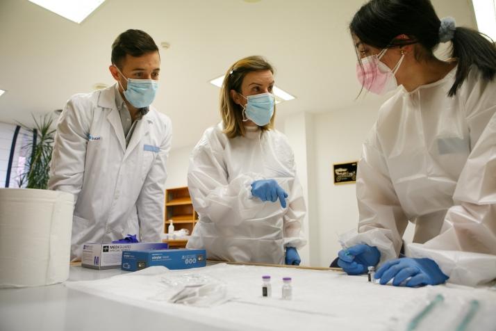 A quién y cuándo se vacuna esta semana en la provincia Soria