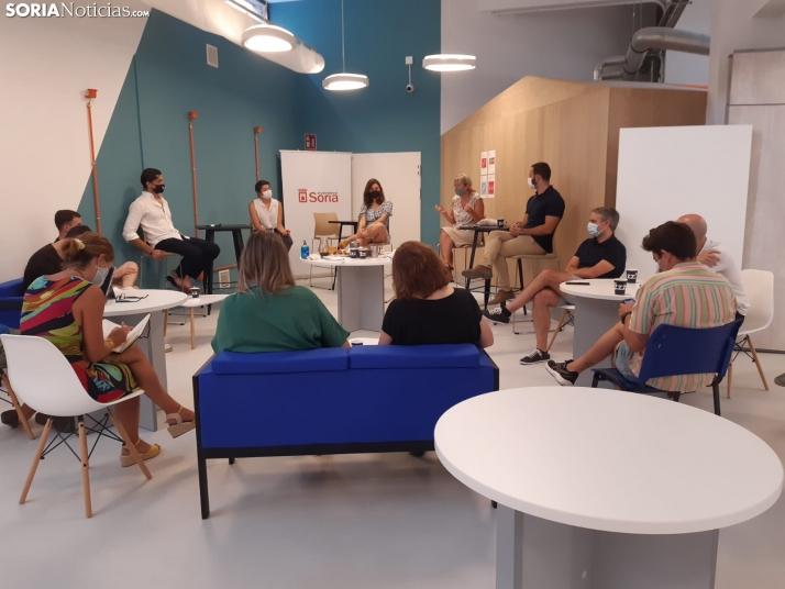 Soria necesita 'un proyecto y una metodología clara' para escapar de la sangría poblacional
