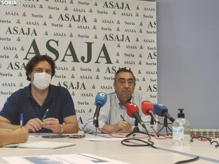 Carmelo Gómez arremete contra las voces contrarias a la granja porcina de Gormaz
