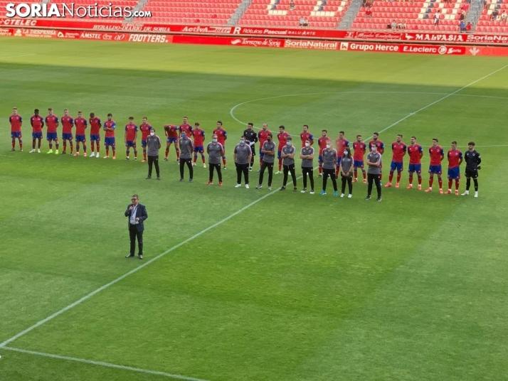 Numancia 1-1 Osasuna: Los sorianos cierran su pretemporada con buenas sensaciones