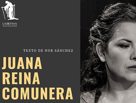 'Juana, Reina Comunera' llega a 'Las noches de Santa Catalina' de El Burgo