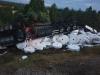 Foto 1 - Herido un camionero en un nuevo accidente en el Temeroso
