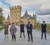 Foto 1 - Masterchef Celebrity 6 se estrena en el Alcázar de Segovia