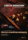 Foto 1 - Soria disfrutará mañana del pianista Carlos Bianchini