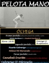 Foto 1 - Los mejores pelotaris nacionales se darán cita en Ólvega
