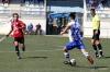 Un jugador del Ejea en un partido de esta temporada./ Foto: Toni Torrano, Twitter S.D. Ejea.