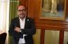 Foto 1 -  Luis Rey presenta su precandidatura a la Secretaría General del PSOE de Soria