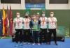 Foto 1 - Numerosas medallas sorianas en el Campeonato de España Senior de Bádminton