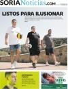 Portada del número 119 del periódico de Soria Noticias.