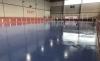 Labores en la pista de patinaje del San Andrés. /Ayto.
