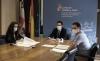 Reunión del Comité Técnico de la Memoria Histórica. /Jta.